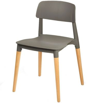 Luna Stacking Side Chair