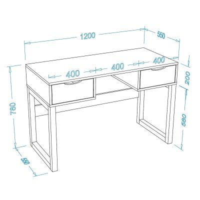 Bespoke Medium Desk