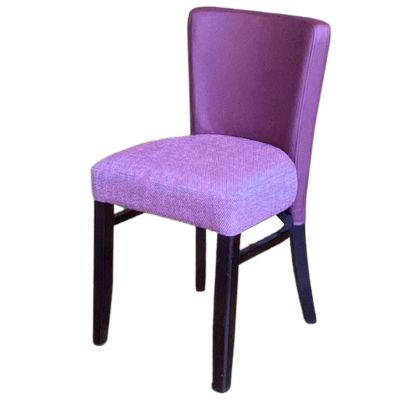 Memphis Slim Seat Full Back Side Chair