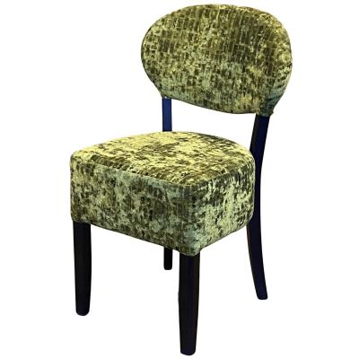 Memphis Oval Back Side Chair