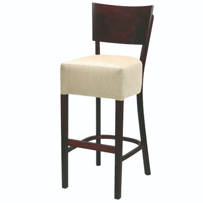 Memphis Solid Back High Chair