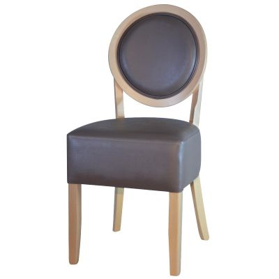 Memphis Spoon Back Side Chair