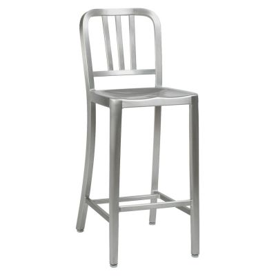 Mezzi Aluminium High Chair