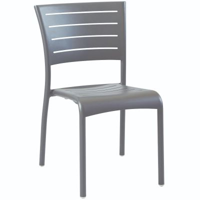 Montpellier Side Chair (Light Grey)