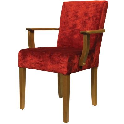 Nico Open Arm Carver Chair