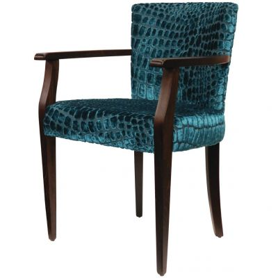 Omega Open Arm Carver Chair