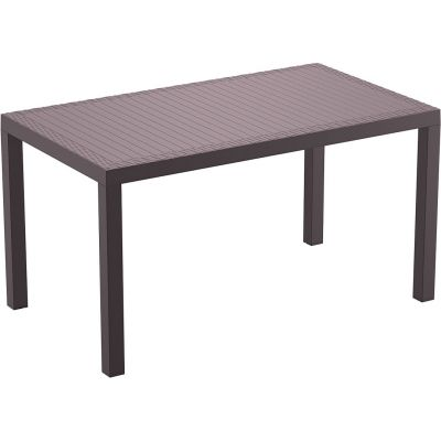 Orlando Dining Table 140 (Brown)