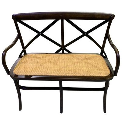 Palm Two Seater Bench