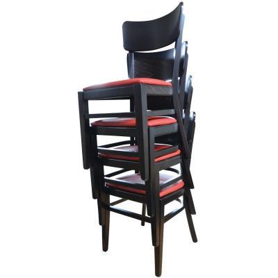 Paris UPH Seat Stacking Side Chair