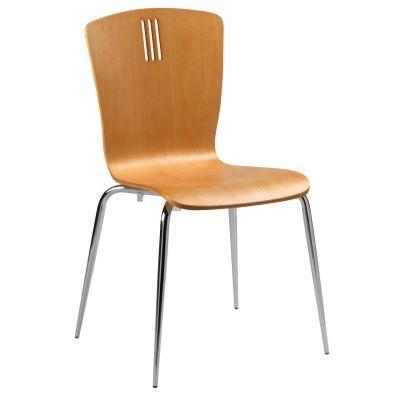 Pelon Stackable Side Chair