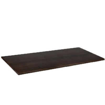 Solid Ash Rectangle Table Top