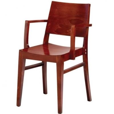 Reilly Open Arm Carver Chair