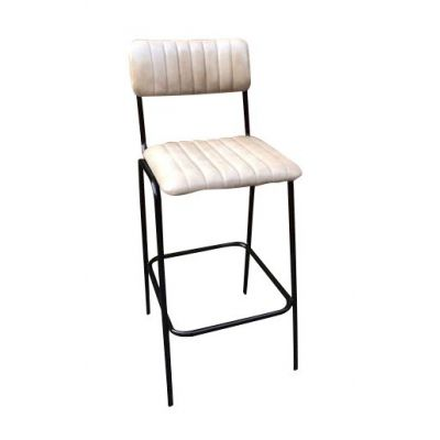 Rib High Chair (Alabaster)