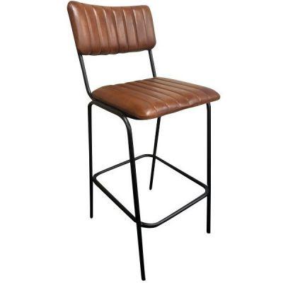Rib High Chair (Tan)