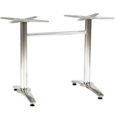 Roma Refectory Dining Height Table Base