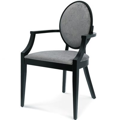 Diana Open Arm Carver Chair