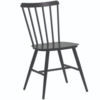 Sixty Aluminium Side Chair (Zinc)