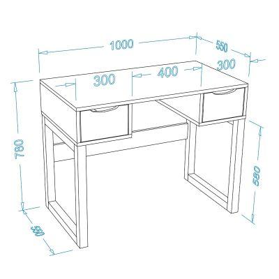 Bespoke Small Desk