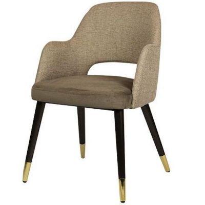 Sorbet Golden Feet Carver Chair