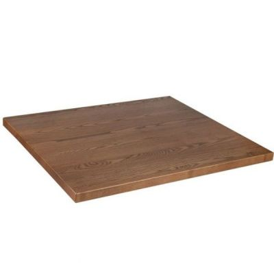 Square Solid Ash Table Top 25mm