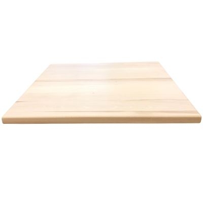 Solid Beech Square Table Top