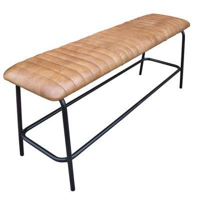 Steed Bench (Tan)