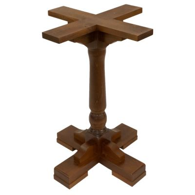 Alice Single Dining Height Table Base