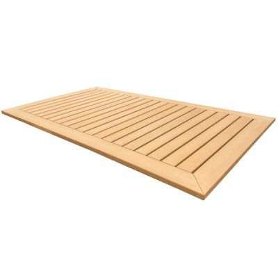 Tech Wood Rectangle Table Top (700mm x 1200mm)