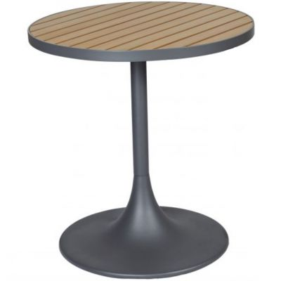 Trumpet B2 Dining Height Table Base