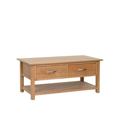 Standard Two Draw Coffee Table