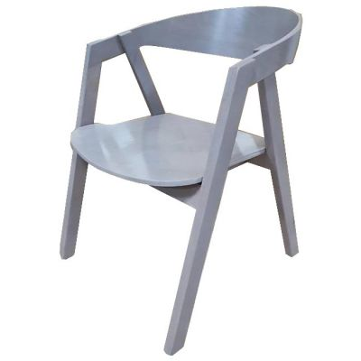 Waffle Open Arm Carver Chair