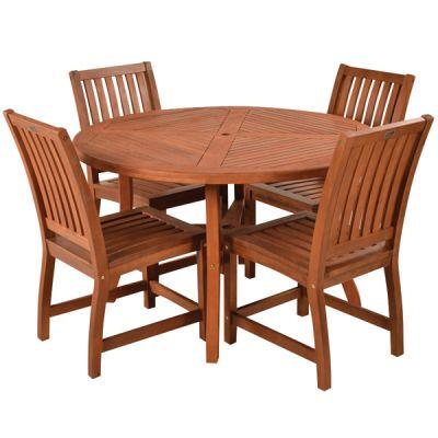 Devon Round Dining Set