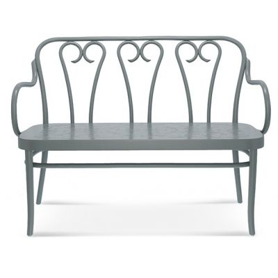 Fowey Two Seater Bench