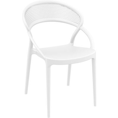 Sunset Side Chair (White)