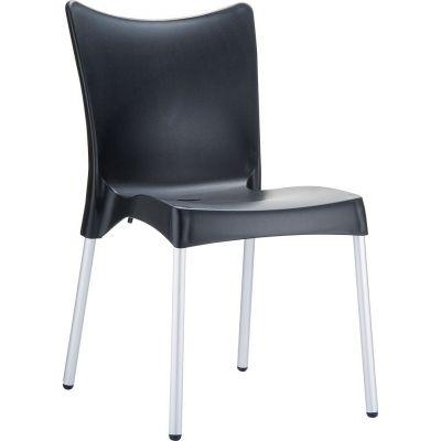 Juliette Side Chair (Black)