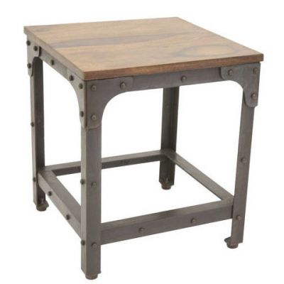 Rivet Lamp Table Plus