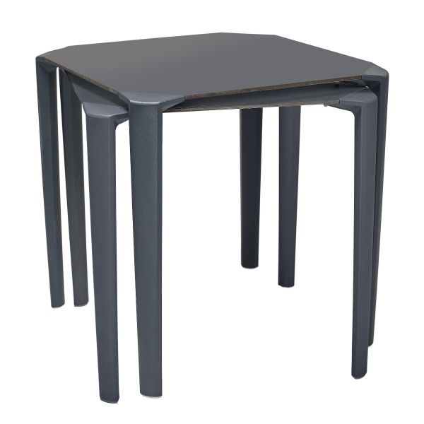 Alvor Stackable Table (Anthracite)