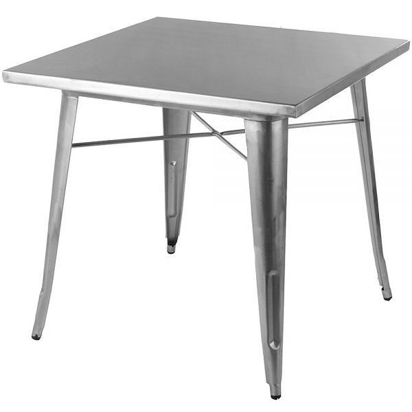 French Bistro Dining Table 80