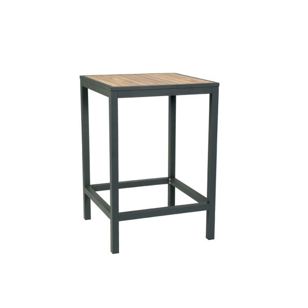 Brew Square High Table (Grey)