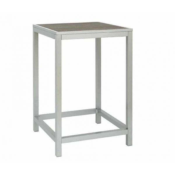 Brew Square High Table (Aluminium)