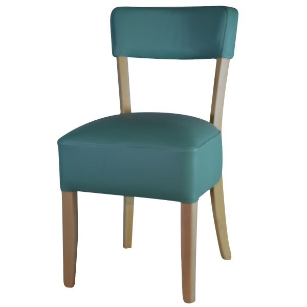 Memphis Half Back Side Chair