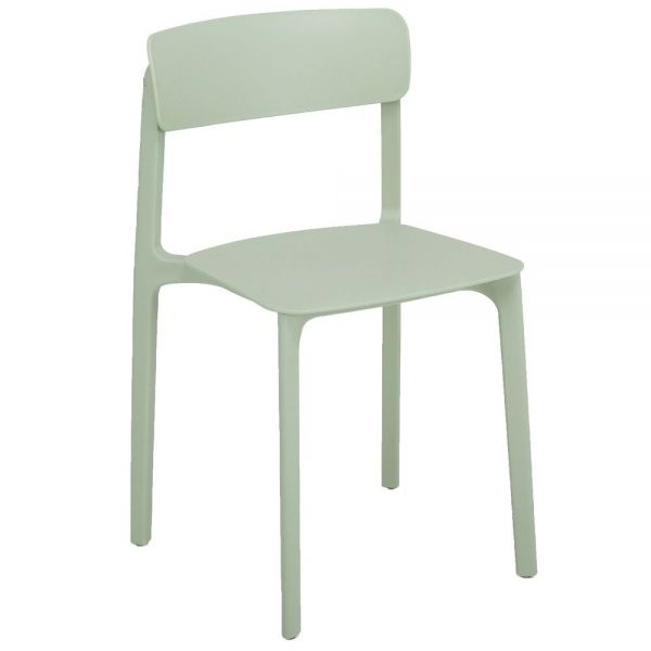Barnsbury Side Chair (Green)