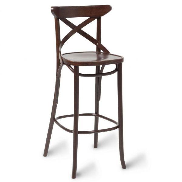 Cross Back High Chair