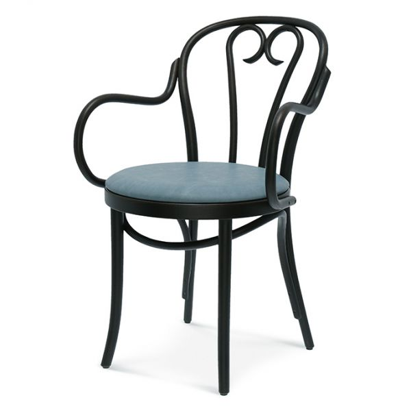 Davola Open Arm Carver Chair