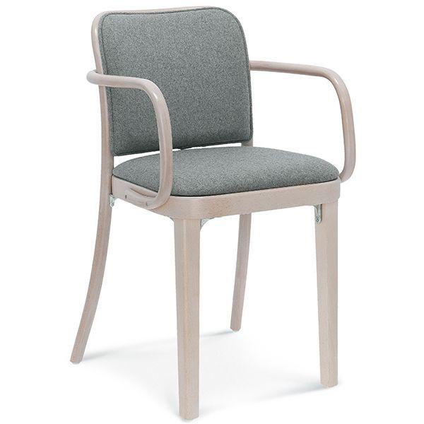Fargo Open Arm Carver Chair