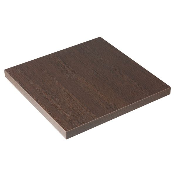Square Deep Edge Laminate Table Top - 600mm x 600mm