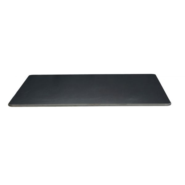 Square Compact Laminate Table Top - 700mm x 700mm (Anthracite)