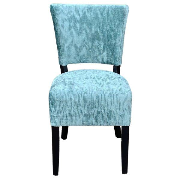 Memphis Scroll Side Chair