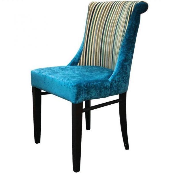 Leona Scroll Side Chair