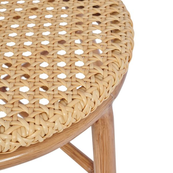 Lens Side Chair (Natural)